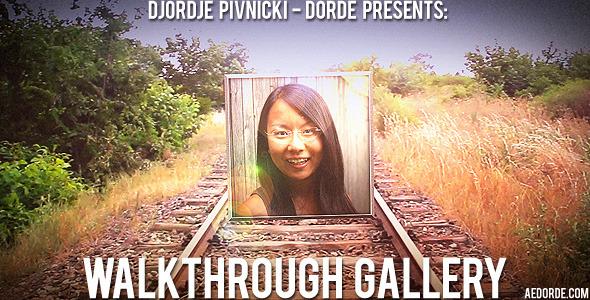 Videohive Walkthrough Gallery 2846909