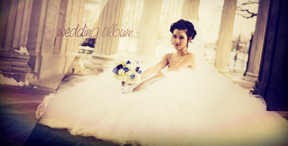 Videohive Wedding Album 1