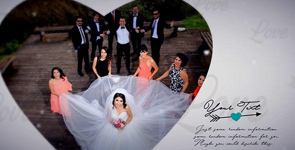 Videohive Wedding Album 21202129