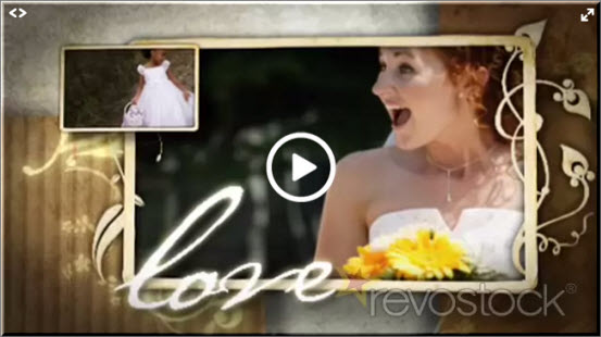Videohive Wedding Boxes