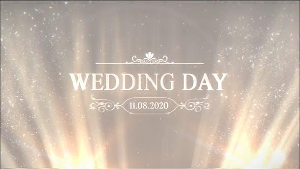Videohive Wedding Moments Romantic Slideshow 25795012