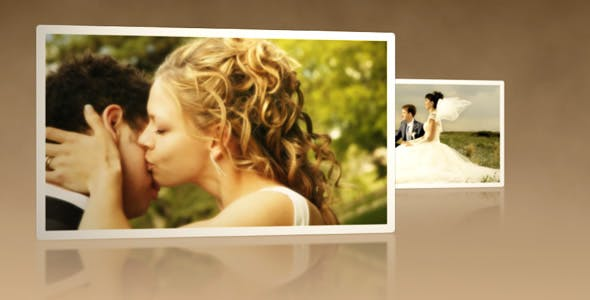 Videohive Wedding Particles Words 139827