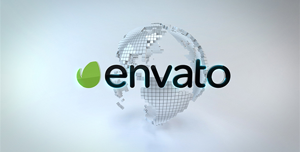 Videohive World Logo Reveal 20635887
