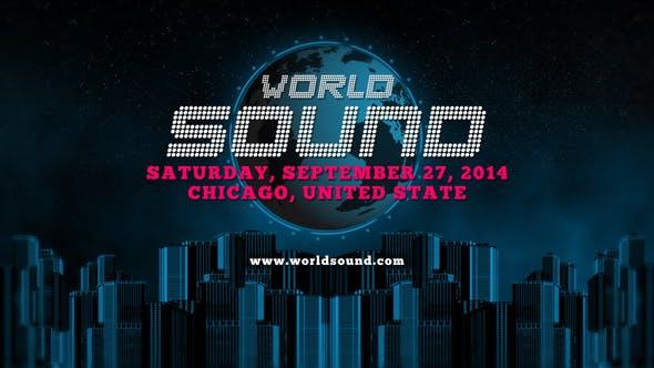 Videohive World Music Festival 8830207