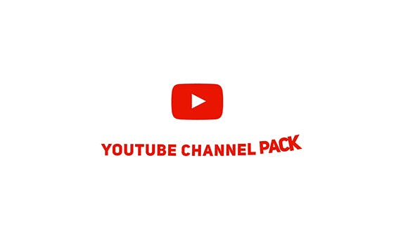 Videohive Youtube Channel Pack 13681344