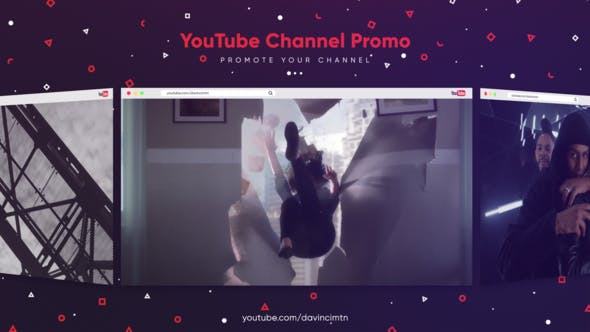 Videohive Youtube Channel Promo 23111068