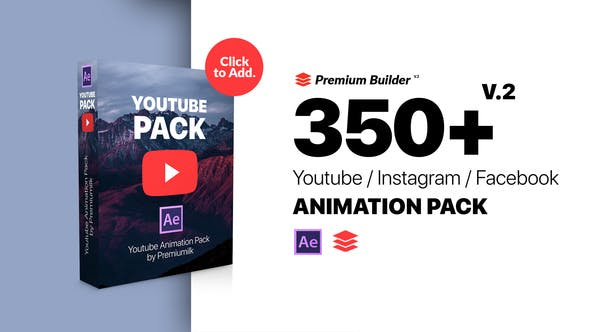 Videohive Youtube Pack - Extension Tool 25832086