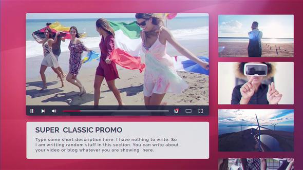 Videohive Youtube Promo 21923852