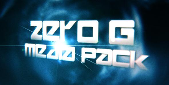 Videohive Zero G Media Pack.94111