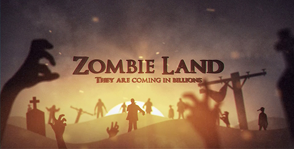 Videohive Zombie Land 21041985