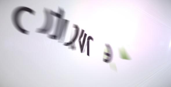 Videohive logo Intro Elegance
