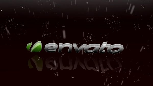 Videohive logo in the storm folder