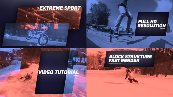 Videohive Action Sport - Sport Opener 14454560