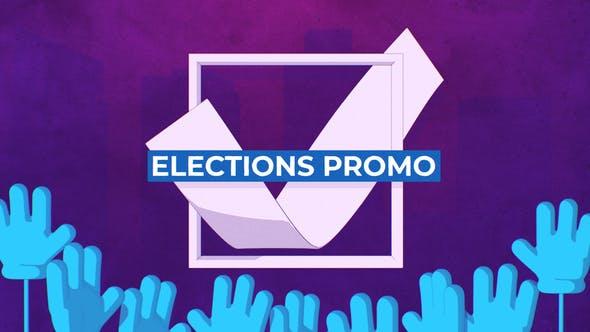 Videohive Election Promo 28711898