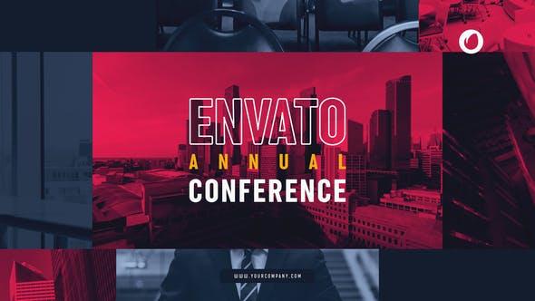 Videohive Event Promo Conference 24037783