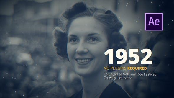 Videohive Historical Horizons 26773354
