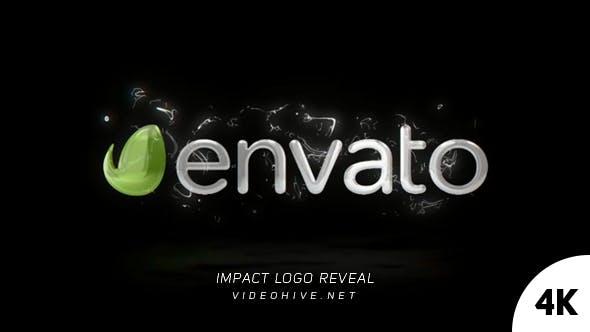 Videohive Impact Logo Reveal 21479876