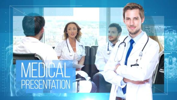 Videohive Medical Presentation 16440311