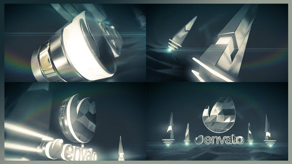 Videohive Neon In Dark Intro 21965907