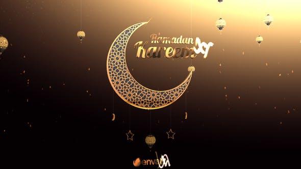 Videohive Ramadan Kareem 21663290
