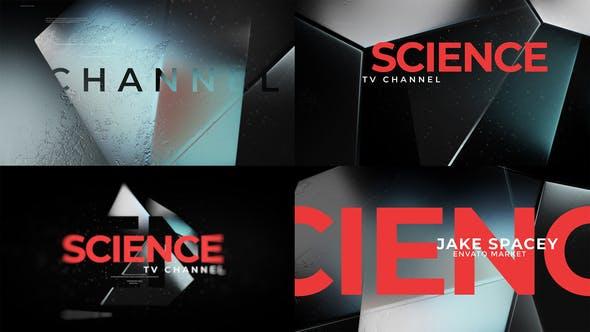 Videohive Science Broadcast Design V2 23976377