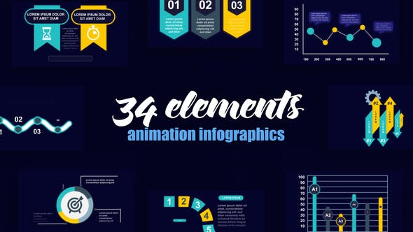 Videohive Startup Infographics Vol.53 28113883