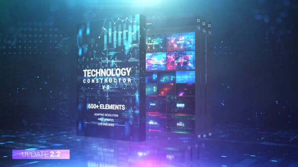Videohive Technology Constructor 25146667