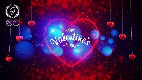 Videohive Valentines Day Opener 23093439