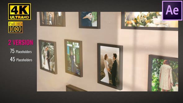 Videohive Wall Gallery 28715025