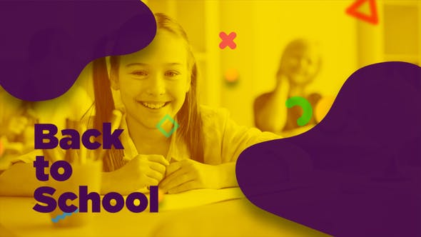 Videohive Back to School Opener 24411941
