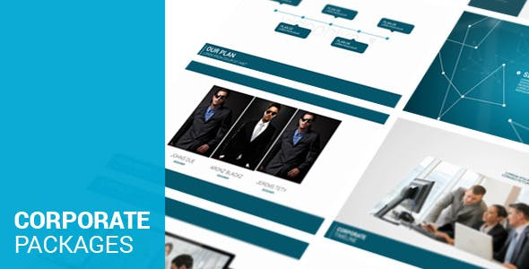 Videohive Corporate Package 5266971