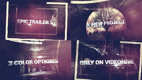 Videohive Epic Trailer V2 19169605