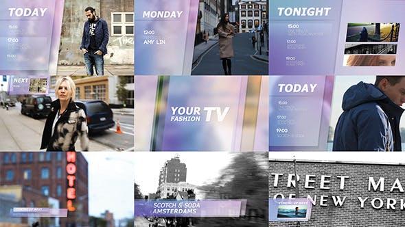 Videohive Fashion Broadcast 2 7639987