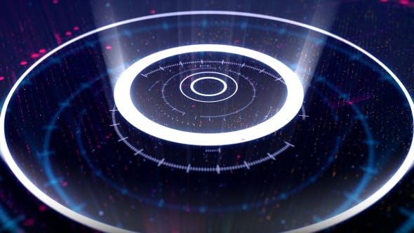 Videohive Hi-Tech Logo Reveal 15887708