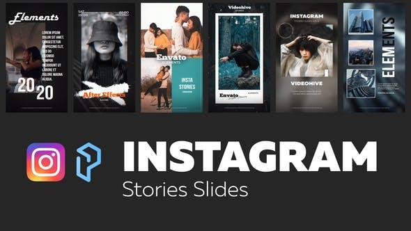 Videohive Instagram Stories Slides Vol. 9 28326017