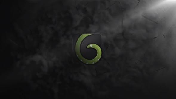 Videohive Logo Intro Ground Crack 2 26537124