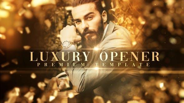 Videohive Luxury Opener 29086597