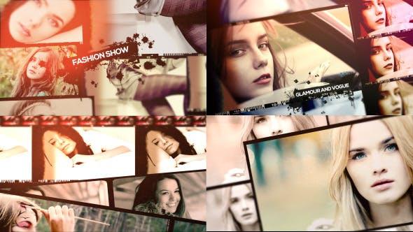 Videohive Memories Slide 9014360