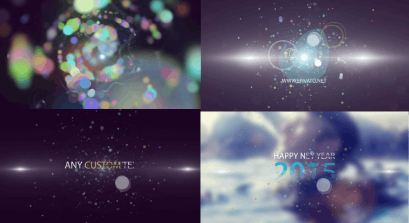 Videohive Minimal Particle Logo 9829639