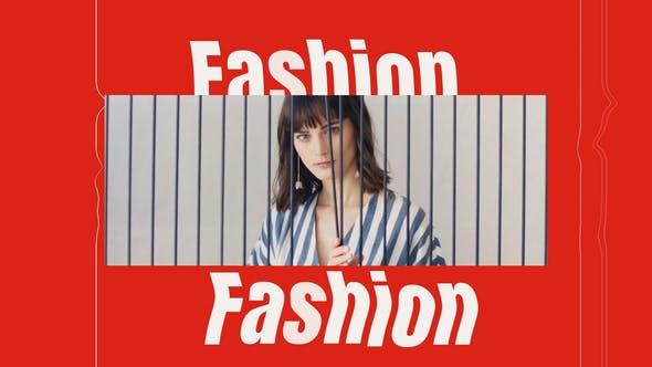Videohive Urban Fashion Intro 28377296