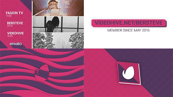 Videohive Bright Broadcast Package 21382752
