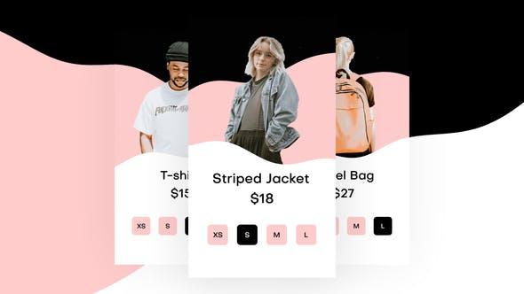Videohive Clothes Shop 27572099