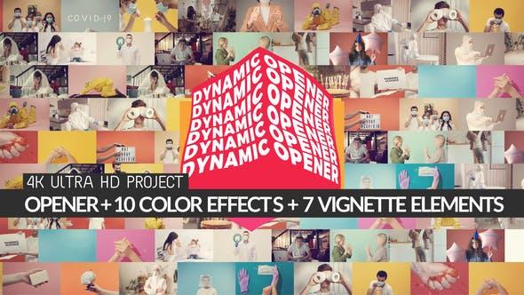 Videohive Dynamic Opener 28293500