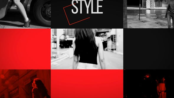 Videohive Fashion Promo 21507250