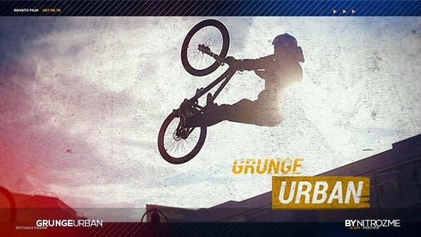 Videohive Grunge Urban 20434963