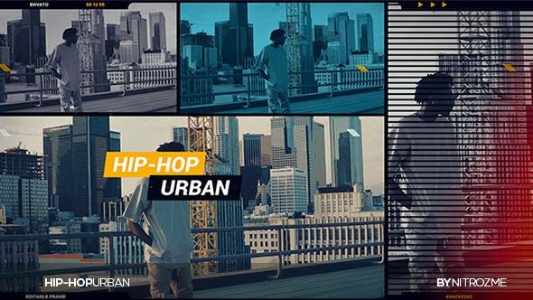Videohive Hip-Hop Urban 20483853