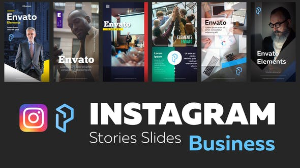 Videohive Instagram Stories Business 28969407