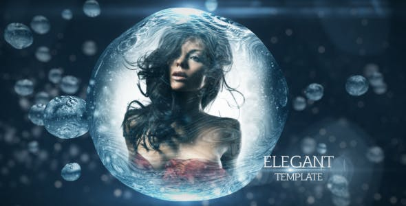Videohive Water Drop Slideshow 14594672