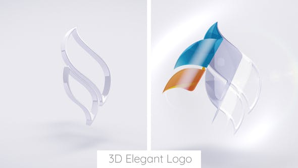 Videohive 3D Elegant Logo 29918453