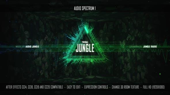 Videohive Audio Spectrum 1 27279860